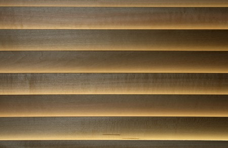 Wooden Blinds Background photo