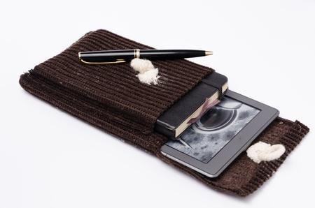 ereader: Unique handmade e-reader cover