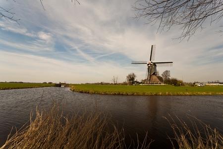 windmill or kockengen photo