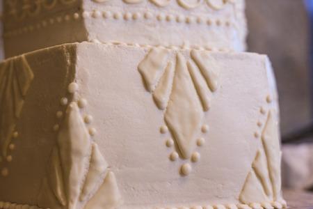 Gatsby inspired wedding cake 2