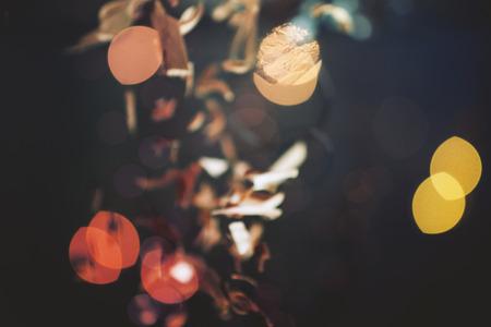 unsightly: christmas light Stock Photo