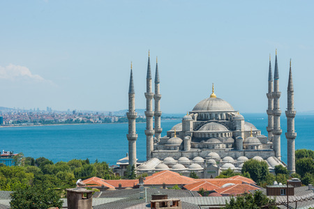 blue mosque: The incredible Blue Mosque of Istanbul