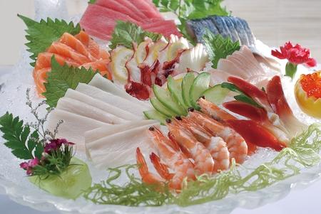 platter: Sashimi Platter