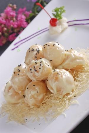 wasabi: Wonderful wasabi shrimp
