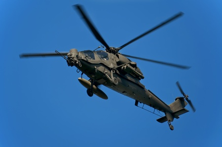 A-129 Mangusta, italian attac helicopter photo