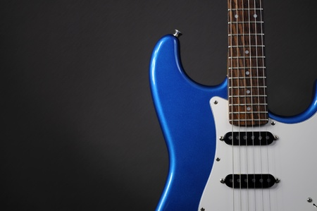 Part of Blue Guitar photo