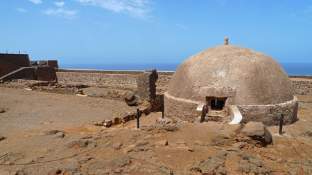 santiago cape verde: Fortaleza Sao Felipe, Cidade Velha  Sidadi, Ribeira Grande, Santiago Island, Cape Verde