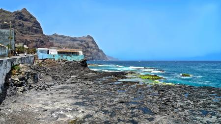 Ponta do Sol seashore, Santo Antao, Cape Verde