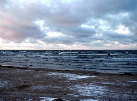 The Gulf of Riga (Baltic Sea)