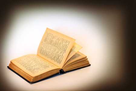a long poem: Old book