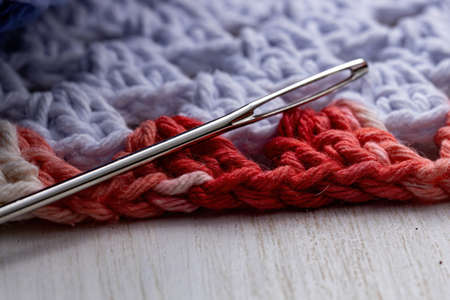 tapestry needle with selective focus