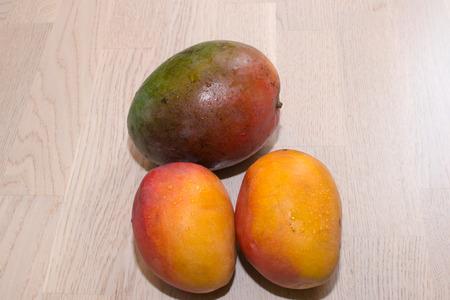 the freshness: Mango  dessert drink eating food freshness citrus