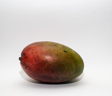 frescura: Mango bebida postre comiendo frescura de los cítricos