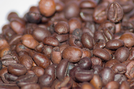 angle: Coffee beans addiction agriculture angle