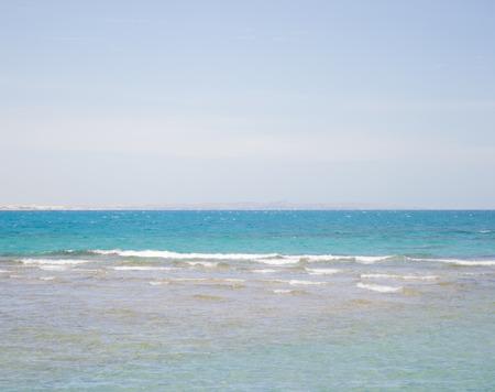 idyllic: traveldestinations beach sea idyllic tranquil sand  horizon