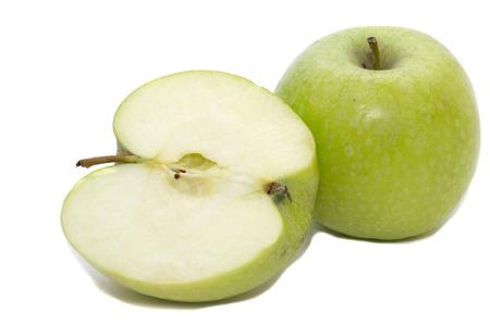 essen und trinken: gr�ne Farbe Essen trinken gesunde Apfel Obst Lizenzfreie Bilder