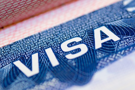 passport stamp: visa passport stamp travel american usa busines