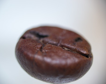 top seven: on brown coffee macro group background food isolated