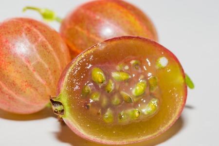 frescura: grosella espinosa bebida fruta frutas vegetales frescura