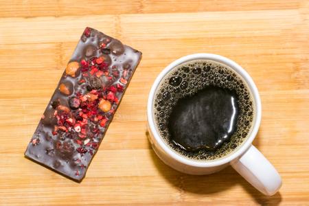 indulgence: dessert chocolate food sweet homemade milk indulgence
