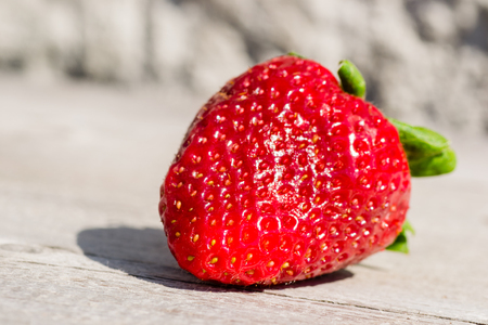 strawberry red organic fruit food freshness ripe berry