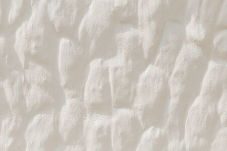 white painted cement wall texture background. Stok Fotoğraf