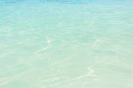 Abstract clear sea water for background, nature background concept.