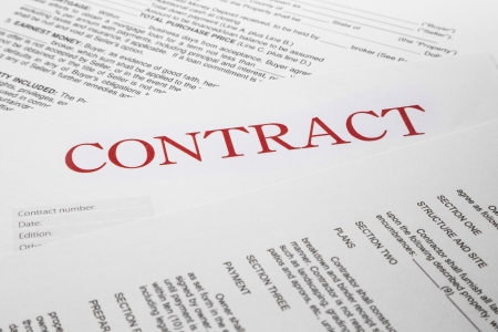 concur: contract form, business concept and legal system