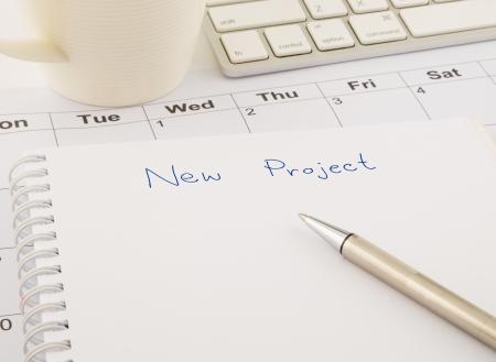 新しいプロジェクト、ビジネス コンセプトを生み出し
