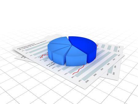 Finance Chart photo