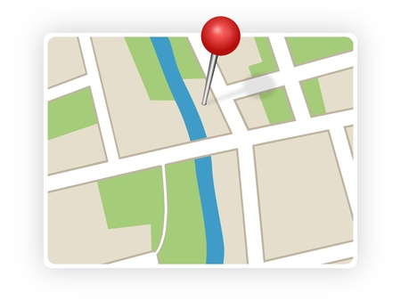 GPS Map photo