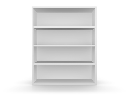 Blank Shelf photo