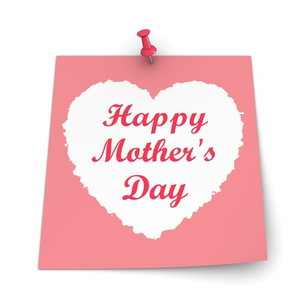 Mother's Day Standard-Bild