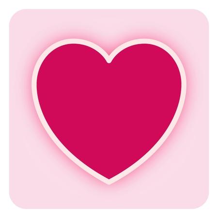 Icon - Heart Stock Photo - 9532690