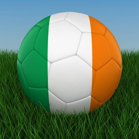 Soccer - Ireland photo