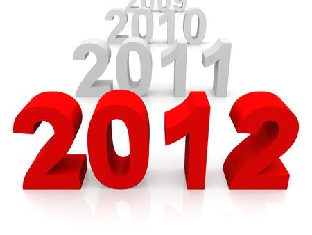 New Year 2012  photo