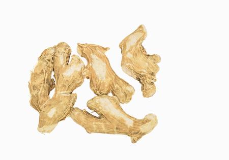 carminative: Dry Ginger - Zingiber officinale
