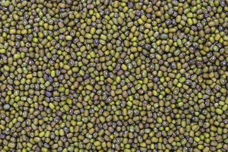 gram: Organic green gram  background Stock Photo