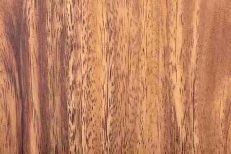 Closeup view of acacia wood texture background