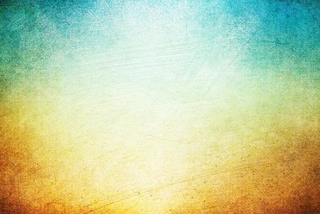グランジ テクスチャ夏色 - 背景 HD 写真 - 光地球概念