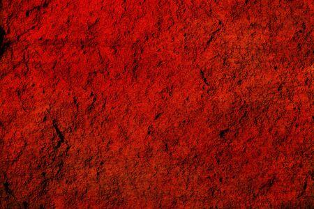 Grunge Texture Roc - Background HD Photo - Red Granit Roc Concept Archivio Fotografico