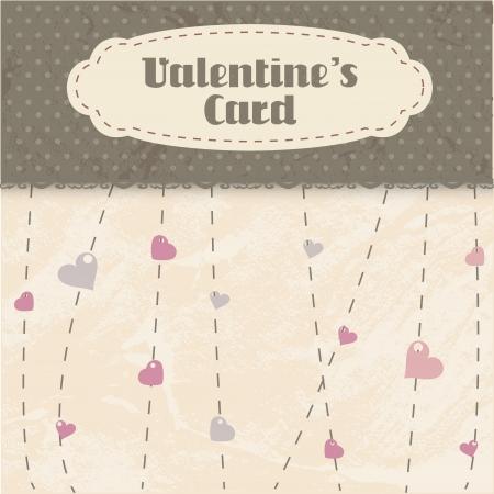 beau: Valentines Card Background