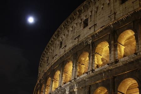 colosseum: Roman Coliseum by Night