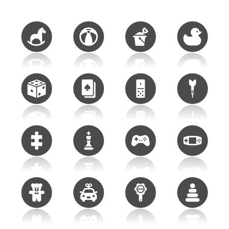 pato de hule: Iconos de juguete
