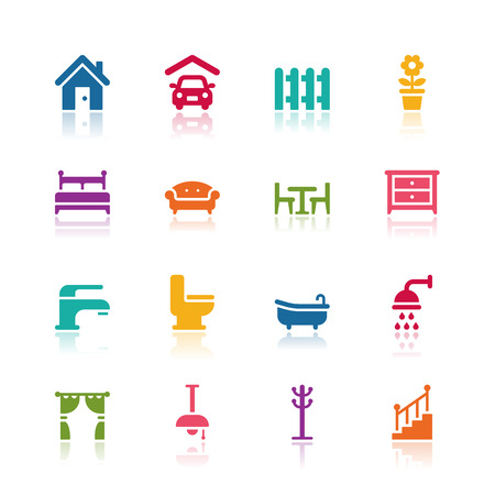 Home icons Imagens - 40623158