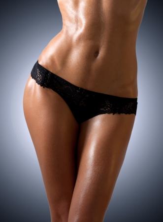 Frauen hohe Taillen Gürtel Schlüpfer Ausdehnungs Körper Bauch Steuerunterwäsche