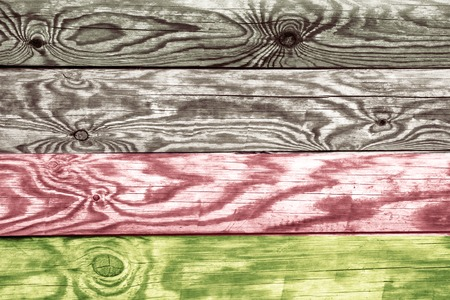 Colorful textured wood for background. Beautiful colors, wood texture,