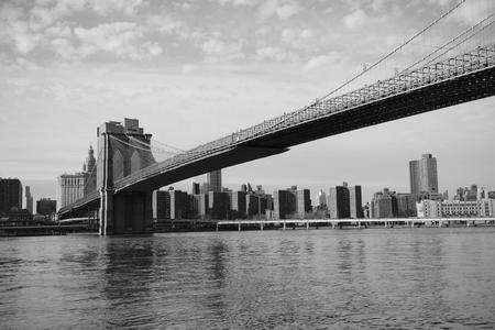 Long Brooklyn bridge  photo