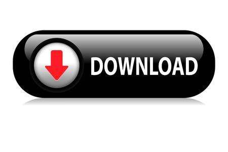 Download web knop Vector Illustratie