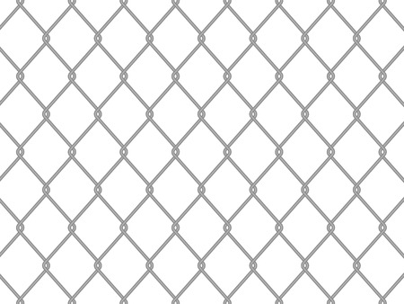 wire fence: Wire fence Illustration